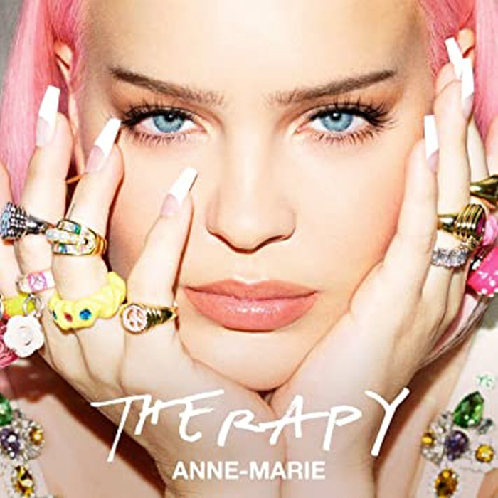 Anne-Marie (엔-마리) - Therapy (Pink Color Limited Edition LP)