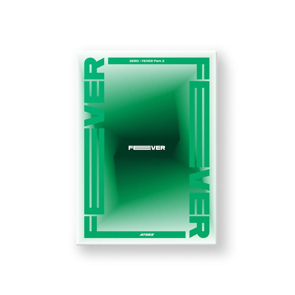 에이티즈 (ATEEZ) - 미니 7집 앨범 [ZERO : FEVER Part.3] (A Ver.)