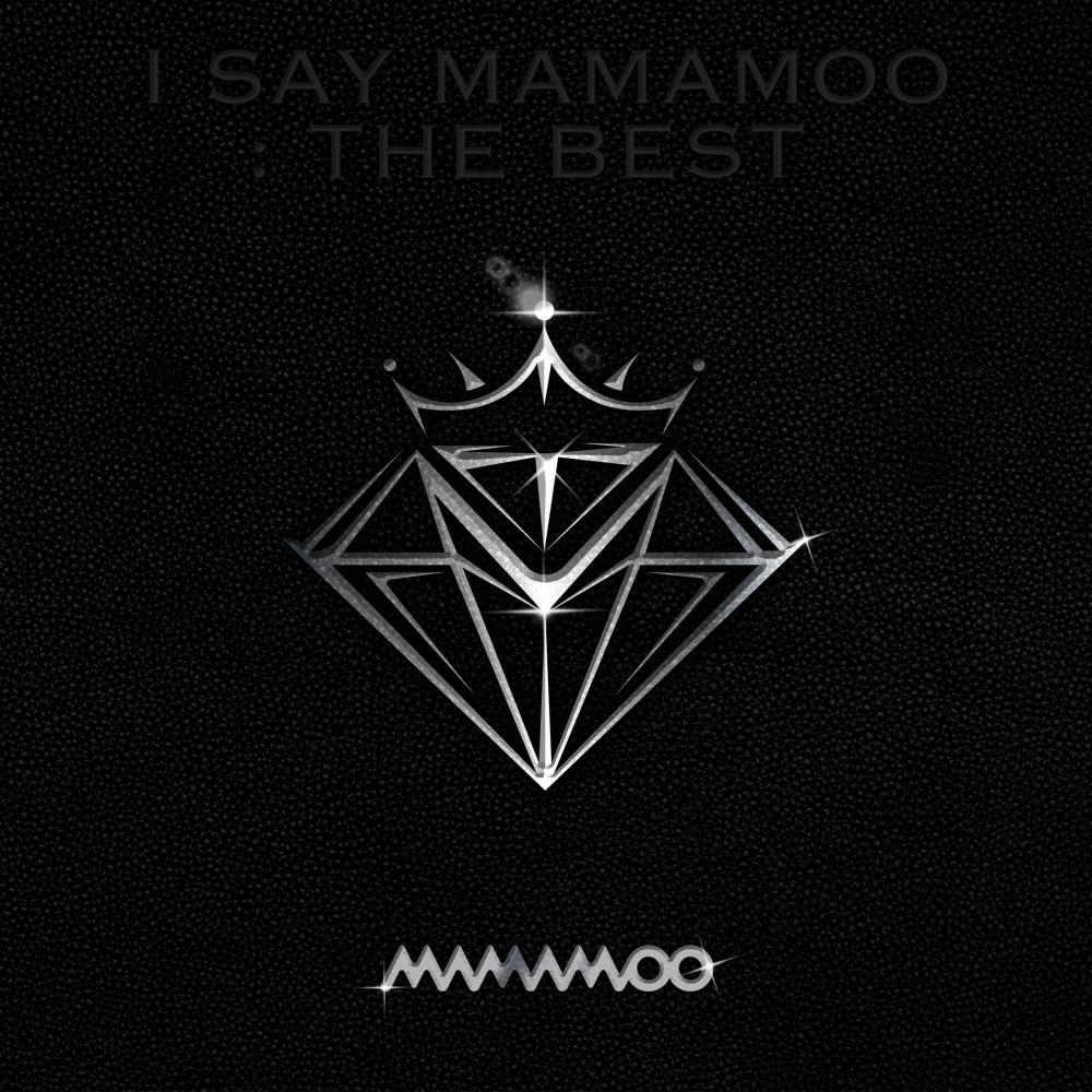 마마무(MAMAMOO) - 베스트 앨범 [I SAY MAMAMOO] (2CD)