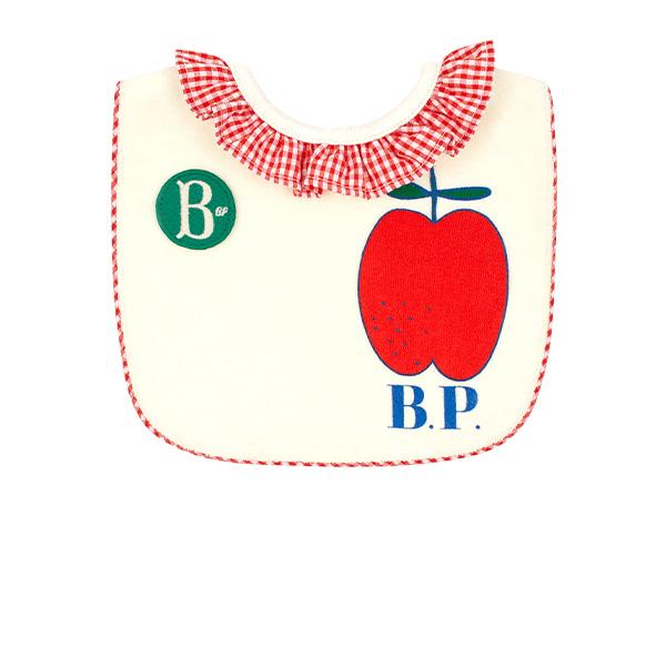 애플베이비깅엄체크빕_BP12BB160