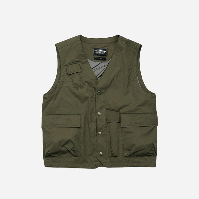 C-1 Survival vest _ olive