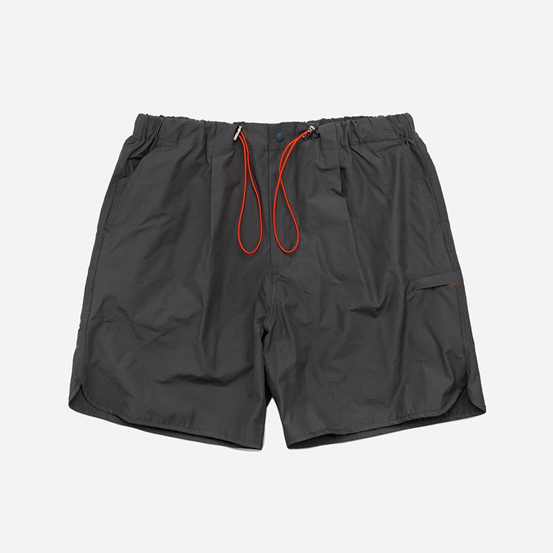 NYCO Set-up shorts _ charcoal