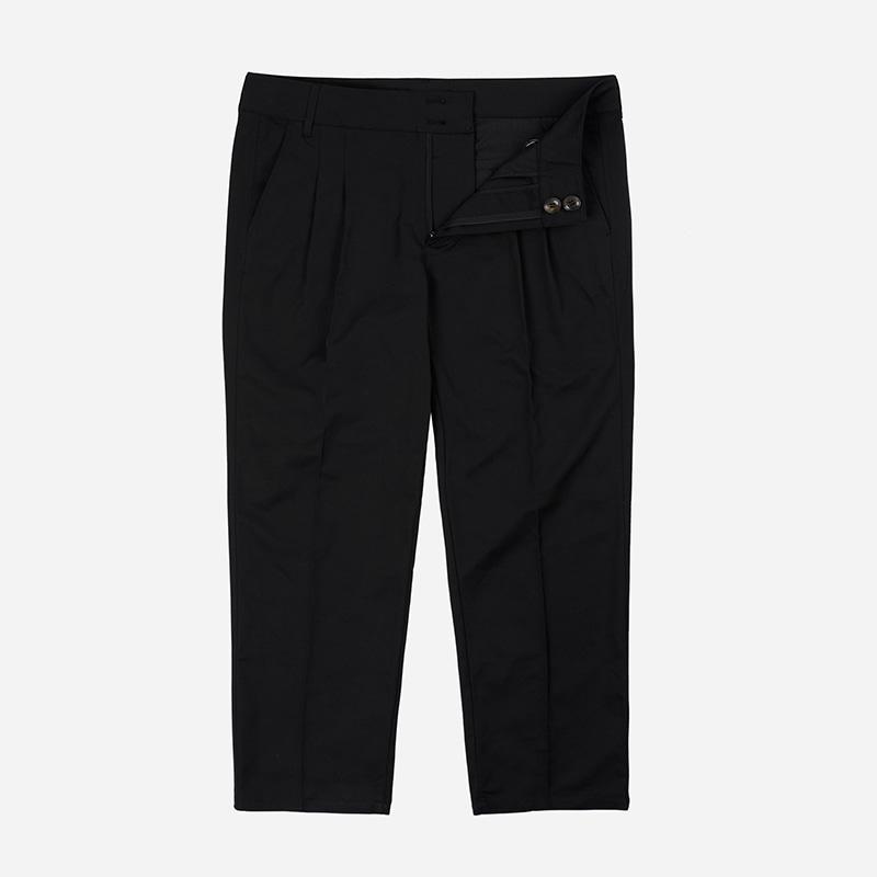 Travel set-up pants _ black
