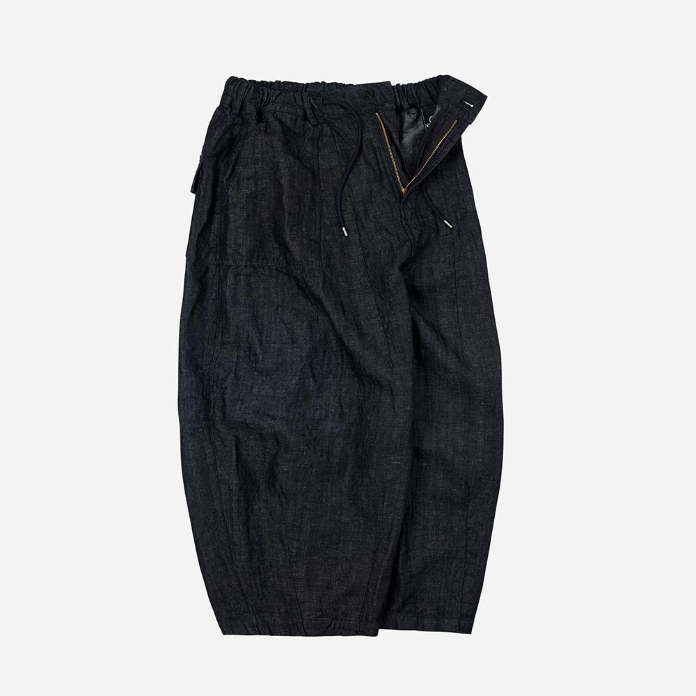 Denim balloon pants _ indigo[예약 배송]6월 21일 순차배송