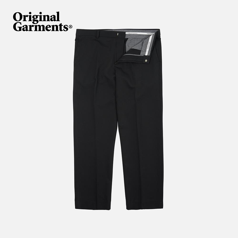 OG Mild regular slacks _ black