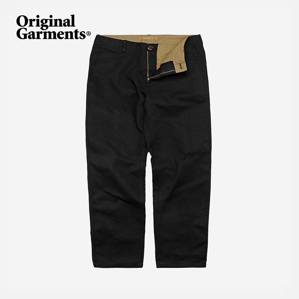 OG Regular chino pants _ black
