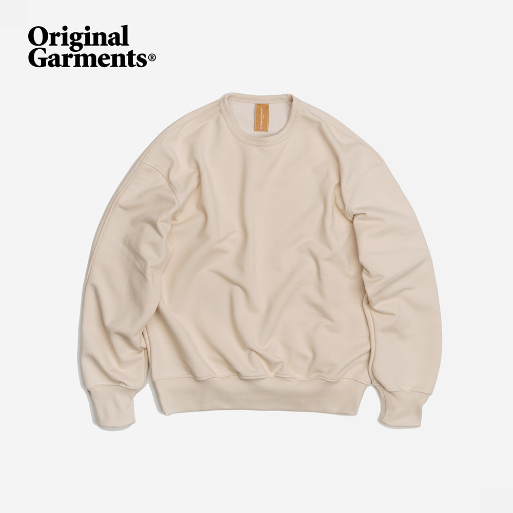 OG Heavyweight sweatshirt _ ivory