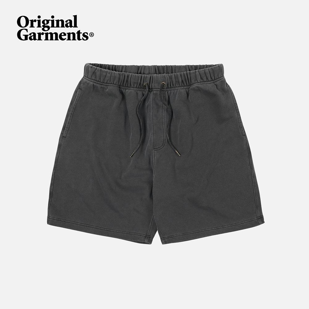 OG Pigment heavyweight shorts _ charcoal