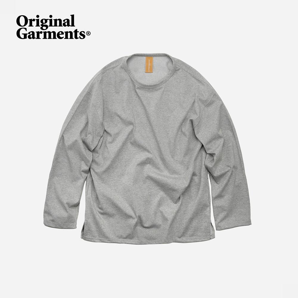 OG Durable long sleeve tee _ melange