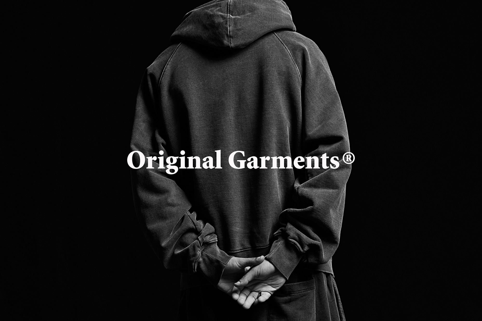 Original Garments® 2021 Collection Lookbook