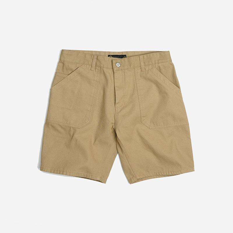 Vincent fatigue shorts _ beige