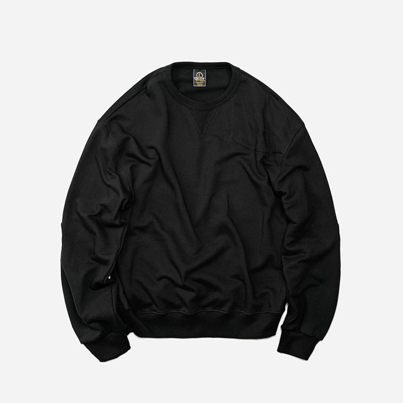 Spokane sweatshirt _ black