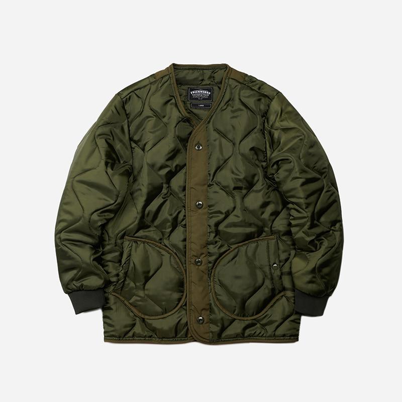 M1965 Field liner jacket _ olive