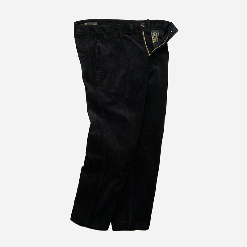 Haworth corduroy pants _ black