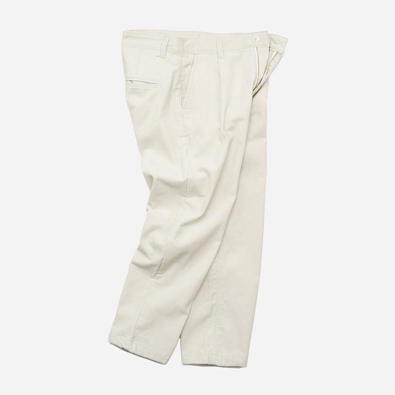 Haworth corduroy pants _ ivory