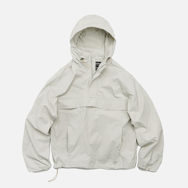 NYCO Anorak jacket _ light gray