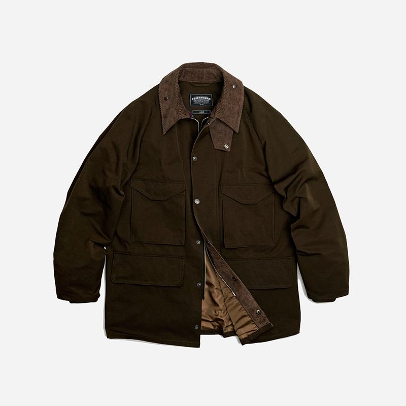 Royal hunting jacket 002 _ olive