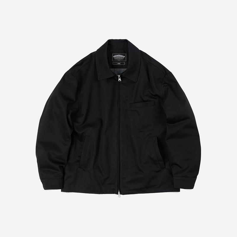 Avant minimal jacket _ black
