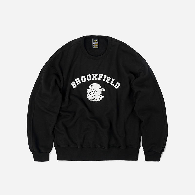 BROOKFIELD Sweatshirt _ black
