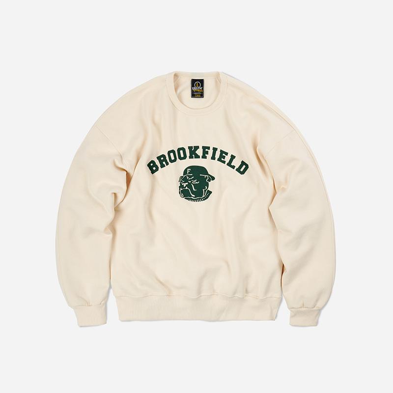 BROOKFIELD Sweatshirt _ ivory