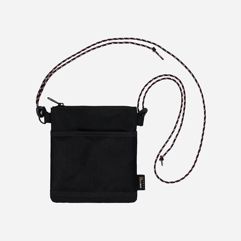 [WEBZEN FRIENDS X FRIZMWORKS] String sacoche bag _ black