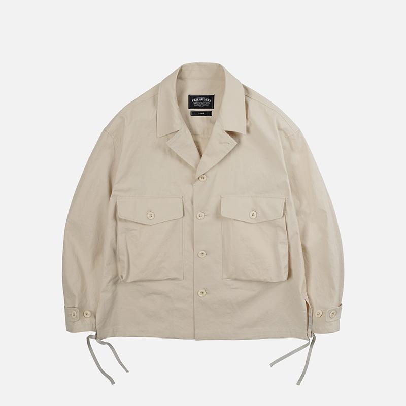 M43 Field jacket _ cream