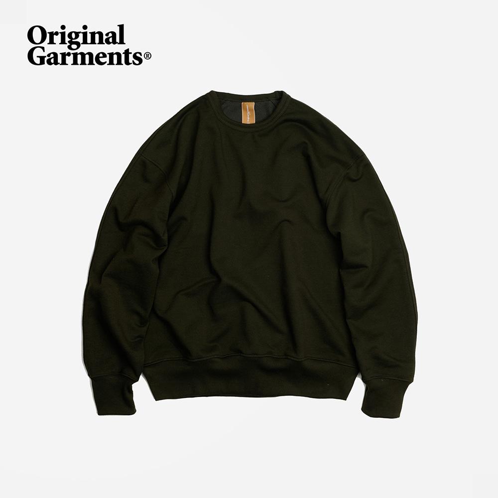 OG Heavyweight sweatshirt _ dark olive