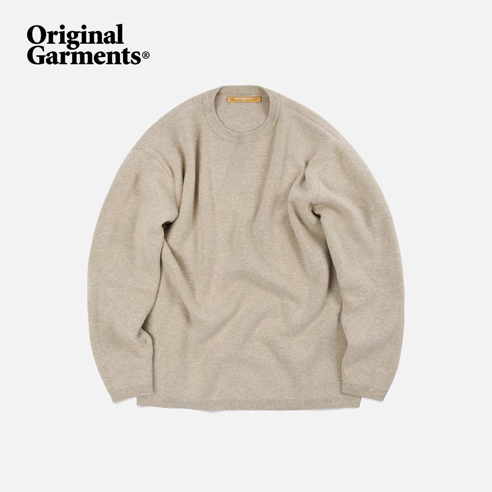 OG Cashmere knit _ linen