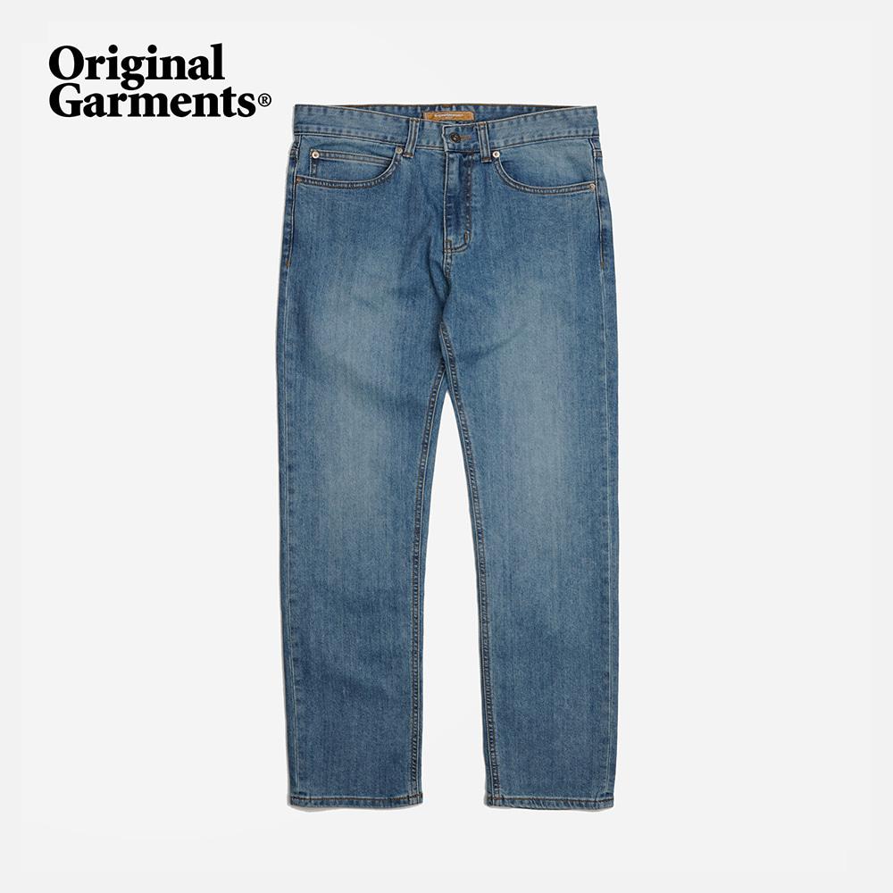 OG Regular denim pants _ light blue