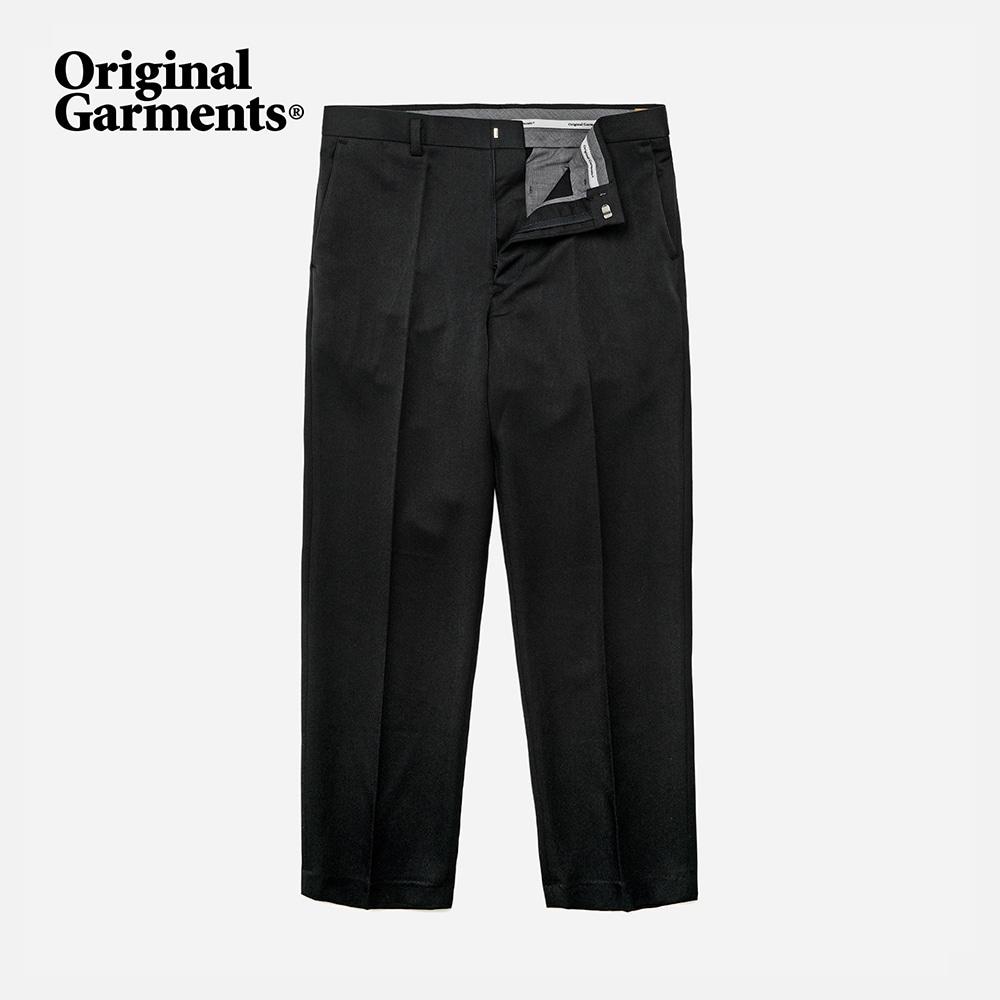 OG Tapered slacks _ black