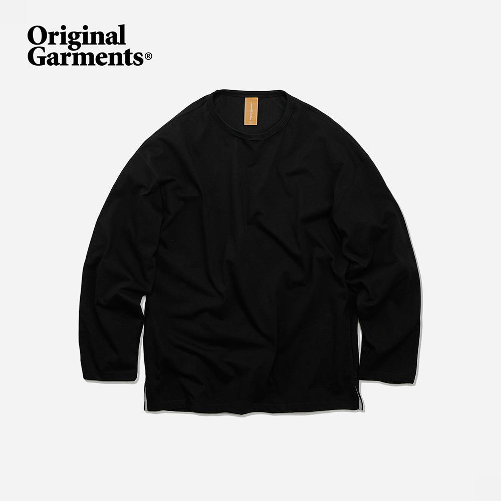 OG Durable long sleeve tee _ black
