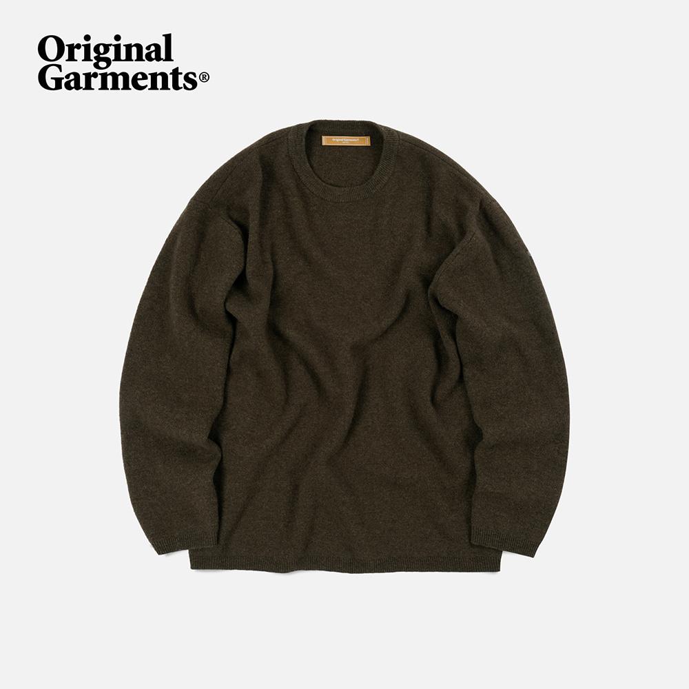 OG Cashmere knit _ olive