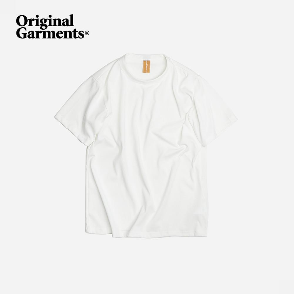OG Premium relax tee _ white
