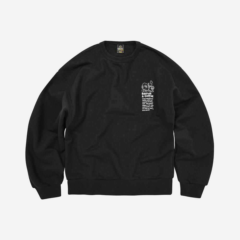 B&C Sweatshirt _ black