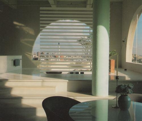 1980s interior