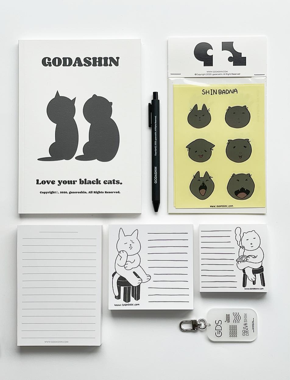 GODASHIN GOODS SET
