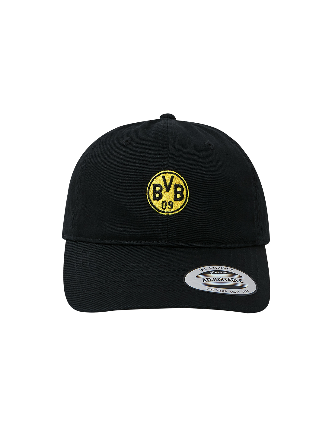 BVB STRAP LOGO CAP