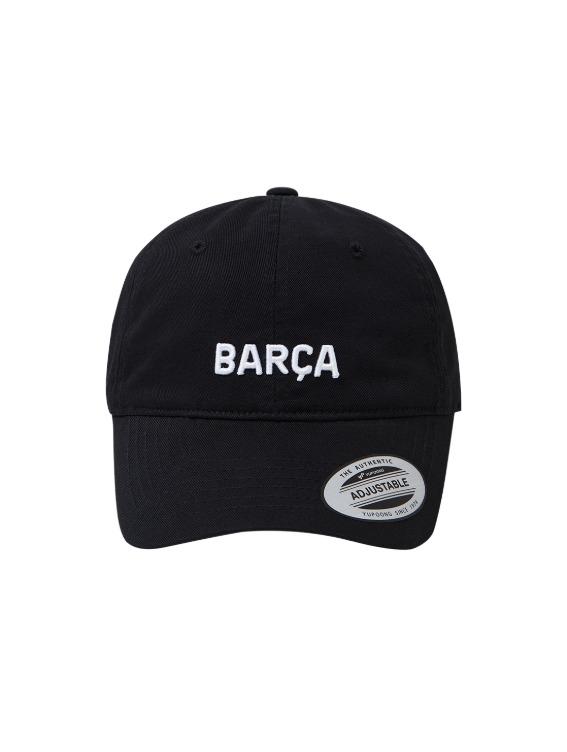 BARCA TEXT CAP