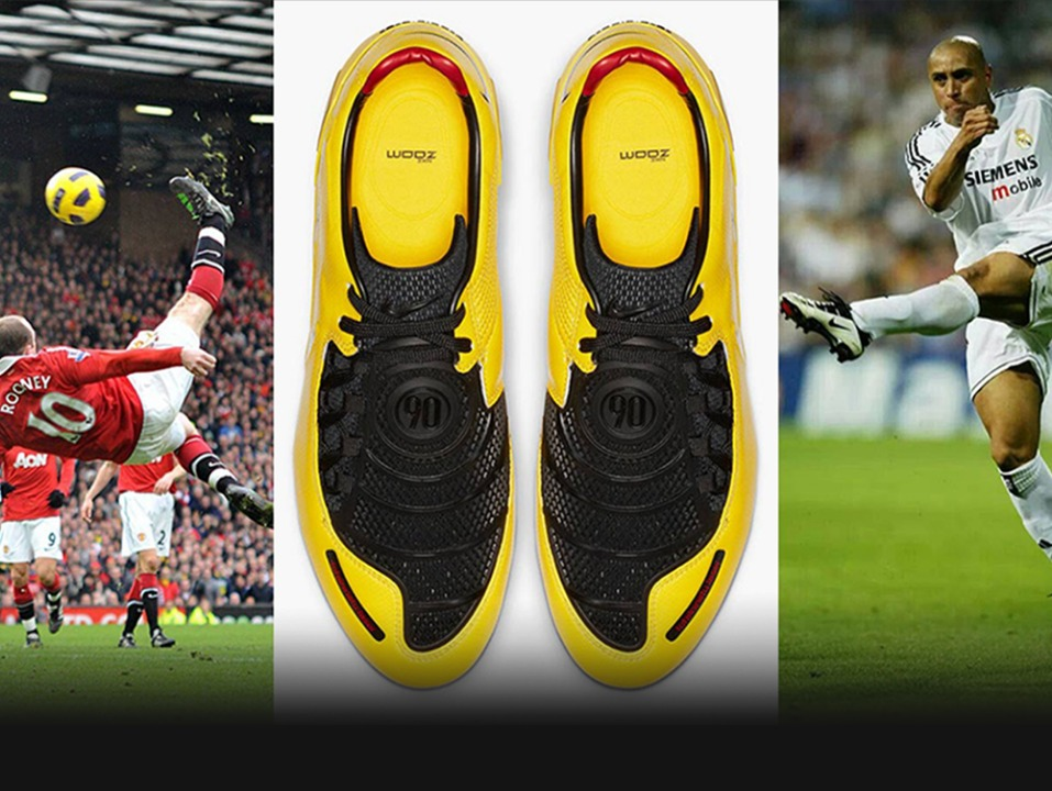 GOALSTUDIO The Nike Total 90's Five Greatest Moments