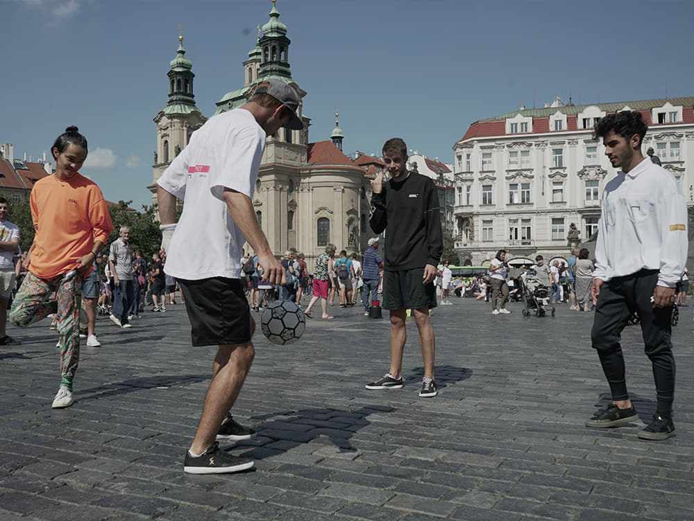GOALSTUDIO [LIVE THE GOAL] ALL ABOUT FREESTYLE FOOTBALL
