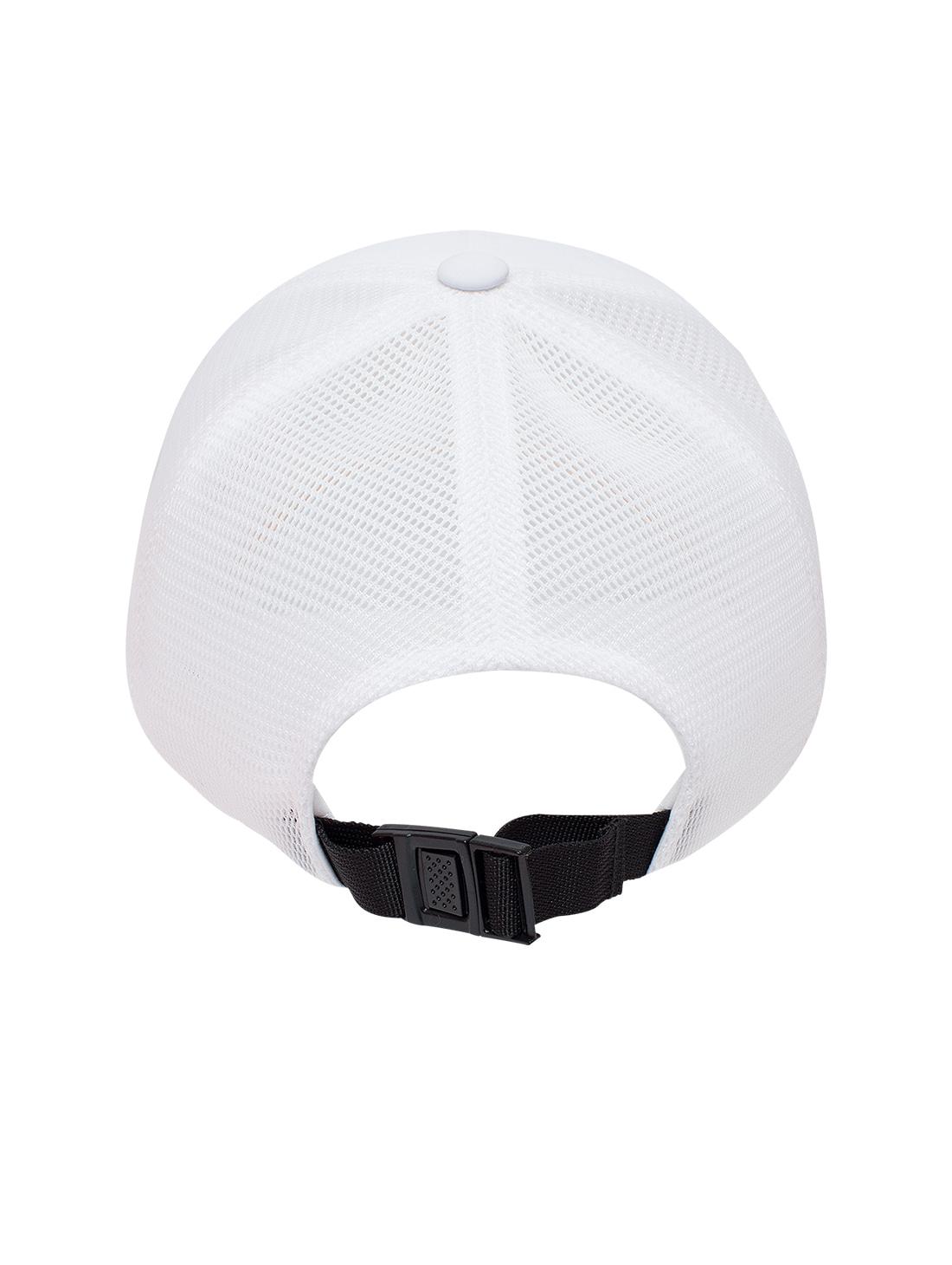 MC TRUCKER CAP - WHITE