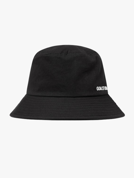WHO KNOWS G LOGO BUCKET HAT