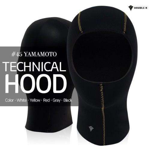 Double K Diving Hood Scuba Hood Technical Hood Yamamoto No.45(3/5/7mm)
