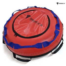 Double K Freediving Buoy R Colorful Red + Blue