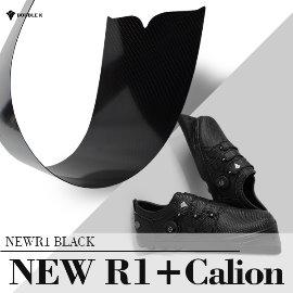 Double K Freediving Calion Carbon Fin  (New R1 Black)