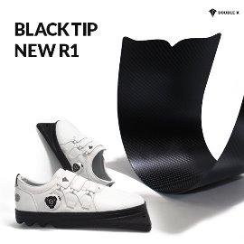 Double K Freediving Carbon Fin Black Tip BlackTip(New R1 White)