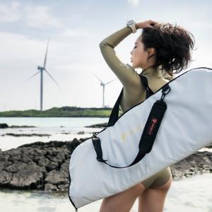 Double K Freediving Tarpaulin Fin Bag