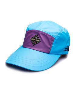 HARDCORE LONG BILL CAP (SKY BLUE)