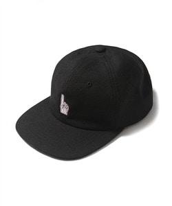 MFG NO.1 HAND BALL CAP BLACK