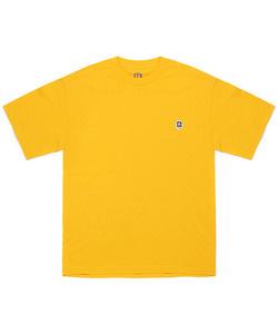 TFB x GOODNATION originals icon t-shirt(GOLD)